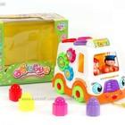 Автобус сортер развивающая игрушка