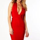 Сексуальное бандажное платье Herve Leger