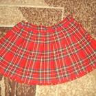 Теплая юбка на девочку.