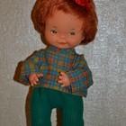Коллекционная куколка Шмель 1962 г.Hummel Goebel Charlot Byj 2908