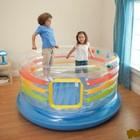 Детский игровой центр батут надувной с мячами  48264