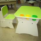 Стол и стульчик растишка для Ваших деток от 1 года и до 8 лет!