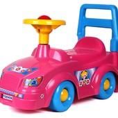 Автомобиль Технок 2483 розовый