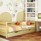 Детская деревянная кровать НОТА