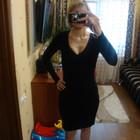 Черное платье ТМ V&V