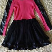 Одежда девочке б-у  в отличном состоянии,возможна продажа пакетом или по отдельности