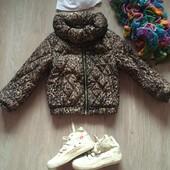 Via Lattea Италия курточка куртка на 2-3 года в идеальном сост!