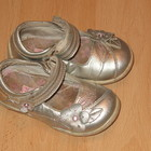 Красивые кожанные туфельки 23р. Фламинго