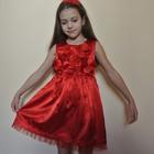 Праздничное платье. Рост 86, 92, 98, 104, 110 см.
