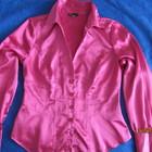 Продам атласную яркую блузочку Oodji
