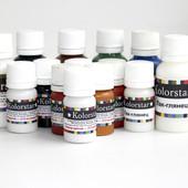 Промышленная краска для кожи, ткани, резины и пластизоля