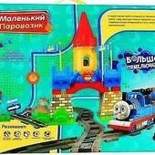 Железная дорога-конструктор Путешествие с Томасом 0443