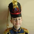 карнавальний костюм гусара прокат