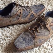 Брендовая мужская кожаная обувь Energie
