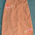 Длинная юбка на рост 110 см