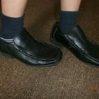 Модный туфли для мальчика, размер: 33