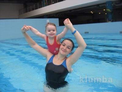 Тренер по плаванию для грудничков( выезд на дом) фото №1