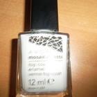 Лак для ногтей AVON Mosaic Effects, 12мл, цвет белый