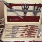 НОВЫЙ набор ножей в фирменном кейсе.Подарочный вариант. Австрия