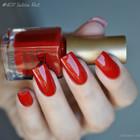 Лак для ногтей № 407 индийский красный JA-DE