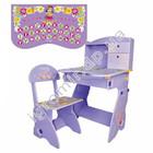 Регулируемая детская парта растишка со стульчиком W 070