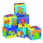 Playgro Кубики для ванной (от 6 мес.) , новые