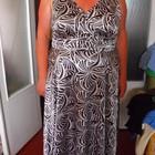 платье большого размера 54-56р