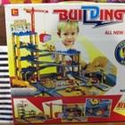 Игровой набор Строительство авто-паркинга S+S 922-6