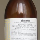 Легендарный шампунь DAVINES ALCHEMIC SHAMPOO FOR NATURAL AND COLOURED HAIR