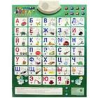Говорящая азбука - ЗНАТОК (русский язык) 7 режимов: обучение звукам, буквам, стихам REW-K041