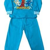 Пижама новая для мальчиков. Тачки, ниндзяго, миньоны, летачки, щенячий патруль, фиксики и др.