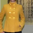 Пальто кашемировое, размер 38! Состояние очень хорошее.