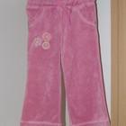 Вельветовые штаны на девочку 1-2 года