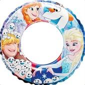 """Надувной круг Intex 56201 """"Холодное сердце"""""""