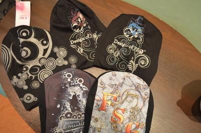 Распродажа шапок фото №3