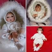 Кукла Swanja (Inge Tenbusch) - торг
