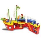 Игровой набор - Пиратский корабль (на колесах, свет, звук) Kiddieland