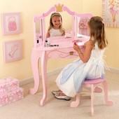 Туалетный столик Принцесса KidKraft 76123