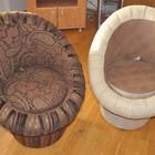 Кресло мягкое пуфик очень удобный с вместительной кладовкой РаЗНые цвета в наличии
