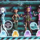 Куклы Монстер Хай  Monster High серия День фотографии (picture day)