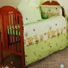 Детское постельное белье в кроватку c 6 эл (без балдахина и кармана). Акция!!