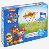 Детский складной стол и стульчик. арт.«Щенячий патруль» (арт. Щ2)