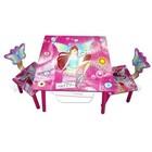 Детский столик со стульчиками Винкс (D 11551)