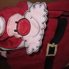 Прокат во Львове карнавального костюма веселого Санты Клауса  80-98р