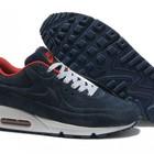 Кроссовки Nike Air Max 90 Vt tweed - сине-белые