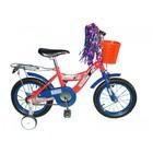 Велосипед двухколесный Lexus Bike 120030 '14 сине-красный