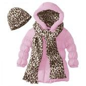 Курточка Pink Platimum (СШа) + шапка и шарф в подарок.