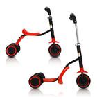 Geoby Самокат скутер-трицикл 2в1- SC800,новый,в наличии,в 2 цветах!