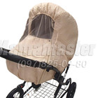 Зимний чехол на детскую коляску