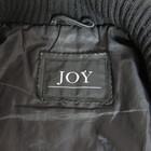 Брендовая куртка JOY натуральная кожа. Италия.Отдам за 300 гривен!